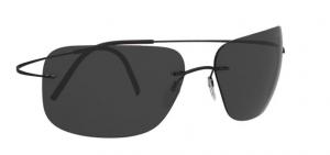 משקפי שמש ללא מסגרת סילואט silhouette
