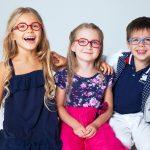 משקפי BENX לפעוטות וילדים